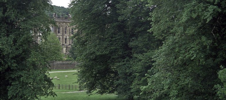 """Beyond the woods, the land opened out again onto Gwennol Hall, the estate and country home of Lord Milford."""